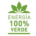Energia 100% verde